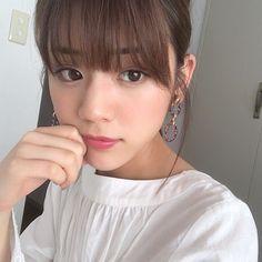 Kawaii, Pretty, Cute, Lady, Hair Styles, Shiba Inu, Jewelry, Beautiful, Beauty