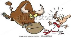 Image result for running away from bull drawings Cartoon Man, Sketches, Logos, Drawings, Painting, Fictional Characters, Running, Digital, Shirts