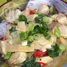 Quick and Easy Thai Green Chicken Curry @ allrecipes.com.au