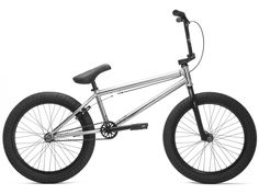 "Kink Bikes ""Gap XL"" 2017 BMX Bike - Chrome | kunstform BMX Shop & Mailorder - worldwide shipping"