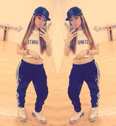 Cute, Style, swag, dope chick '! Dope outfits For girls
