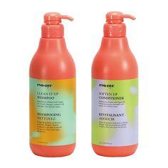 Eva NYC Shampoo and Conditioner Set, Multicolor