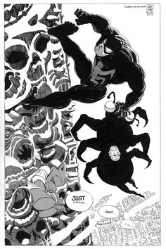 """""""Just A Dream...."""" Dave Sim Commission, Oct. 22, 2010"""