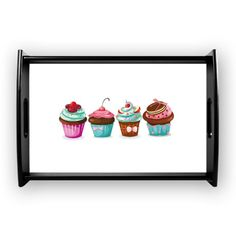 Cupcakes Coffee Tray  - Feb 21
