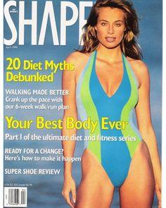 Frederique Van Der Wal Shape Magazine