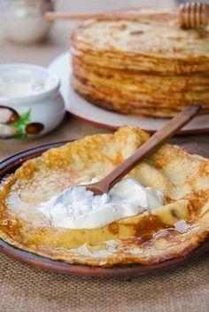 Вкусная еда - кулинарные рецепты на каждый день!: Безумно вкусные блинчики