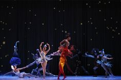 the planets. artists of the australian ballet.