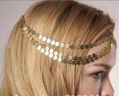 Hey, I found this really awesome Etsy listing at http://www.etsy.com/listing/123601121/seven-strand-gold-coin-chain-head-piece