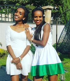 Anna and Genzebe