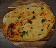 I går lagde jeg en variant av Chicken Tandoori med ris, nanbrød og mangosalsa