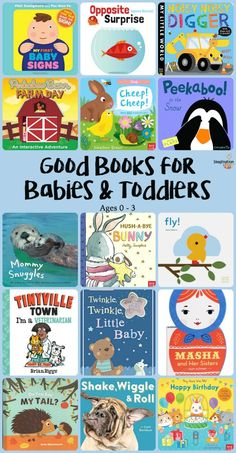 good board books for
