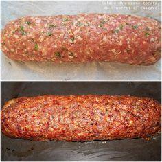Meatloaf, Food And Drink
