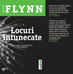 Locuri intunecate de Gillian Flynn. Gillian Flynn, The Guardian, New York Times, Connection, Fiction, Literatura, Fiction Writing, Science Fiction