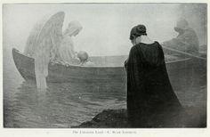 The Unknown Land – E. Blair Leighton