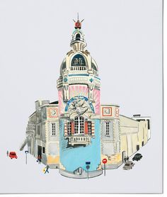A wave of change is coursing through the French city of Nantes, bringing cool new eateries, hotels and culture. Magazine Titles, T Magazine, Lu Nantes, Berlin, World Trends, Photo Journal, France, Paris, Summer Travel