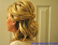 I like the top fullness, but would want more defined curls for the lower half