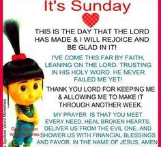 Sunday Worship, Evening Greetings, Healing A Broken Heart, Blessed Sunday, Rejoice And Be Glad, Thank You Jesus, Open Arms, Morning Greeting, Make It Through