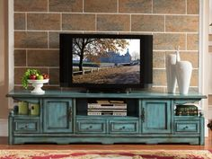 TV stands painted antique tv stands China Supplier JX-0961| Buyerparty Inc.