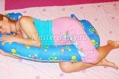 Универсальная подушка для беременных и кормления малыша (Шитье и крой) — Журнал Вдохновение Рукодельницы