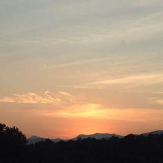 2014 sunset