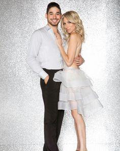 Debbie and Alan #TeamSonBerst #Dwts #Season25