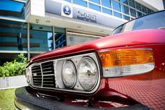 This 1976 Saab 99 GL Coupe restoration story will put a smile on your face