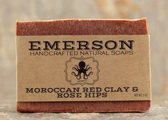 Moroccan Red Clay & Rose Hips