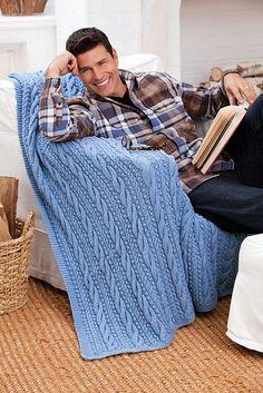 Free blanket pattern