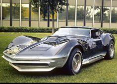 Галерея 1965 Chevrolet Corvette Manta Ray Concept. 1 свежих и актуальных фотографий. Пресс-релиз, рейтинг, заметки на тему 1965 Chevrolet Corvette Manta Ray Concept