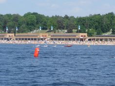 Strandbad Wansee, the hang out when I was skipping school back in the day.