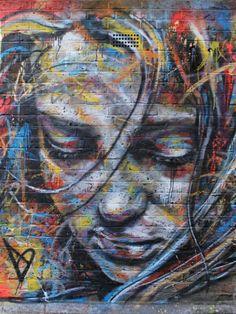 Artistic graffiti!