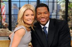 Michael Strahan Officially Tapped To Replace Regis Philbin on 'Live! with Kelly'