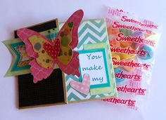 Cards Made with Sizzix butterfly die #657107 | Thanks for stopping by, hope your Tuesday is wonderful and enjoy ...