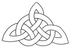 "Celtic Triangle 8"""