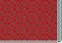 Weave-Away 4 shaft pattern