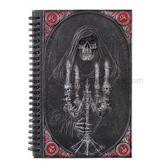 Grim Reaper Journal, Fantasy Art Trading's Online Store. $35.00 AUD