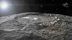 Helle Flecken auf Zwergplanet Ceres: Forscher vermuten eisigen Vulkan . . . http://www.grenzwissenschaft-aktuell.de/helle-flecken-ceres-eisiger-vulkan20161215/