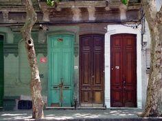 love these big doors