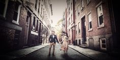 Pin for Later: Puppy Makes 3: Ishani and Ritesh's Boston Engagement  Photo by Christian Pleva