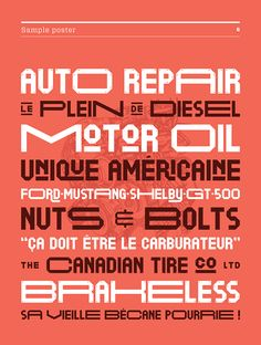 Motorless - Free font on Behance