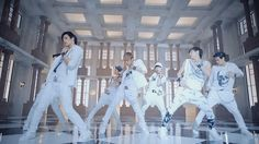 BTOB - WOW M/V This was the first mv I saw of BTOB's. Its also my favorite song of their's.