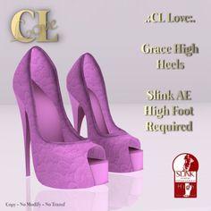 9e52e6b14 25 Best 2-10 Lindens Footwear #SecondLife images | Footwear, Shoe, Shoes