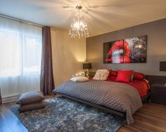 Camera da letto grigia 11 | Camere da letto | Pinterest