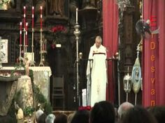Misa de Navidad oficiada por D. José Manuel Álvarez. Con la participación de la Coral Polifónica de Villamartín.