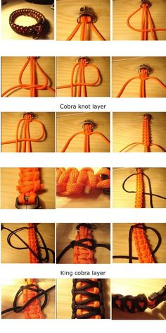 In this tutorial you will learn how to make a paracord dog collar. I will show you the most popular design used to make collars out of paracord, namely the double cobra knot collar. Originally I made this tutorial for my website, Paracord Guild, which you are welcome to visit for additional paracord projects, including other paracord dog collar designs. This collar has two layers. Both are made with the cobra knot, one over the other. The project does not take long to make, but you need to…