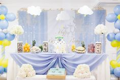 Party Info - Korean 1st Birthday