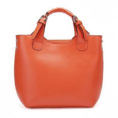 Modna torebka shopper bag Ruda