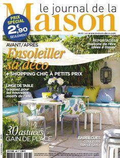 Le Journal de la Maison juin 2012 n°448