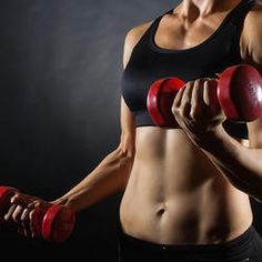 If you're looking for a quick, fun, and intense HIIT dumbbell routine, we've got you. This high-intensity interval training workout takes 10 minutes and it packs the punch. It covers all strength, power, and cardio and you can do it at home or at the gym.