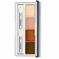 CLINIQUE ALL ABOUT SHADOWS QUADS - QUATTRO OMBRETTI COMPACT N. 11 GALAXY Cod: RP2483 Prezzo:34,00€ #makeup #ombretto #profumio